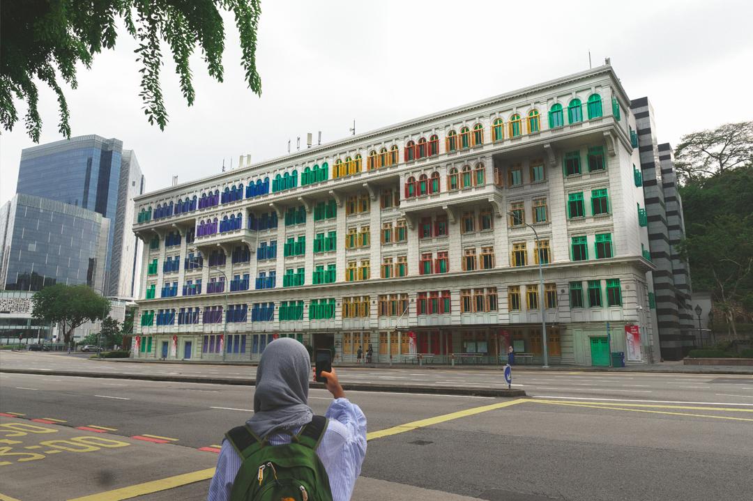 Singapore-building