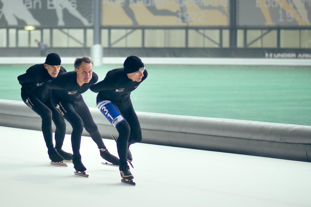 drie-schaatsers