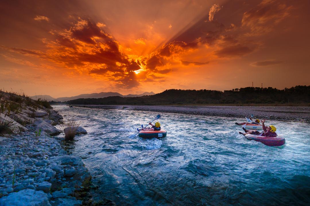 rivieren-drijven